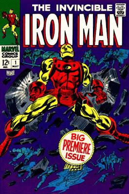 Iron Man #1, Gene Colan
