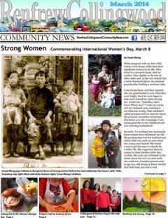 March 2014 RCC News