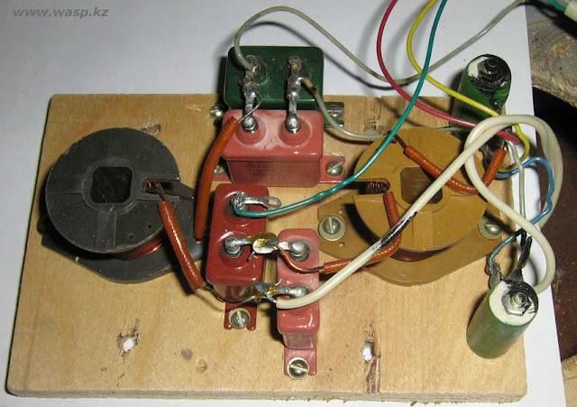 резистора 1ПЭВ - схему на