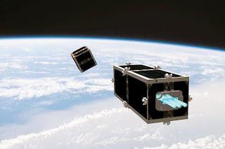 Saintis Switzerland bina satelit pemusnah
