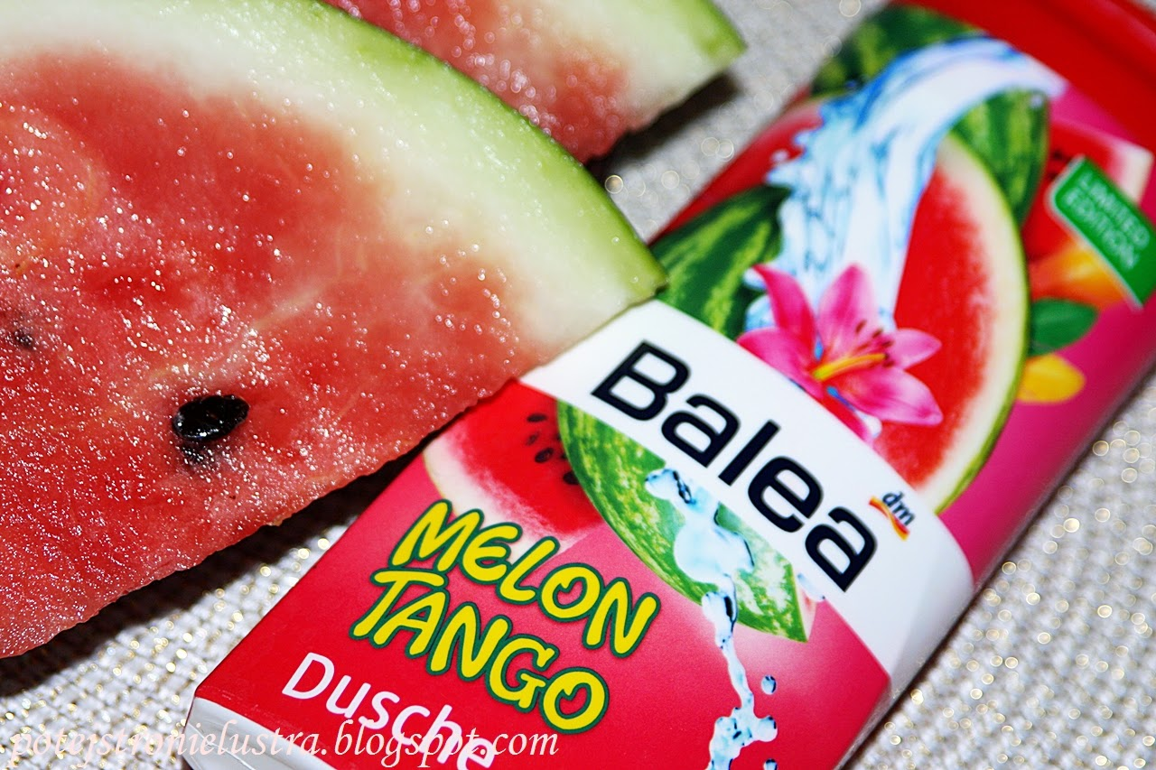 Żel pod prysznic Balea Melon Tango