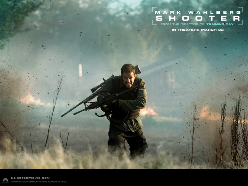 Free Wallpapers Blog Shooter Background