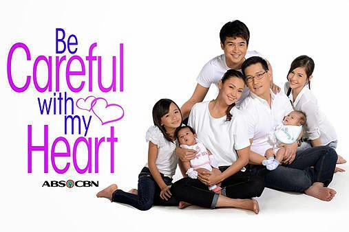 Be Careful With My Heart will End on November 28, 2014