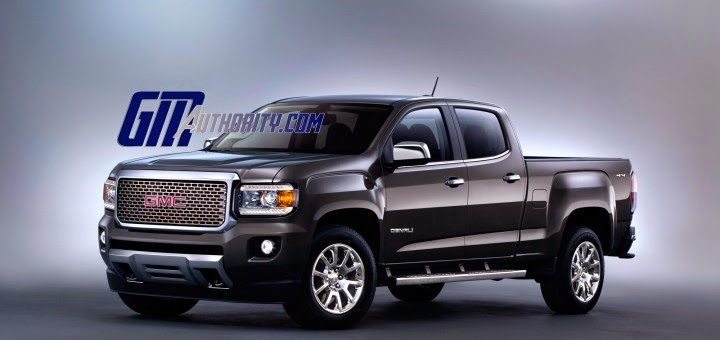 2015 GMC Canyon to Offer Four Special Edition Models