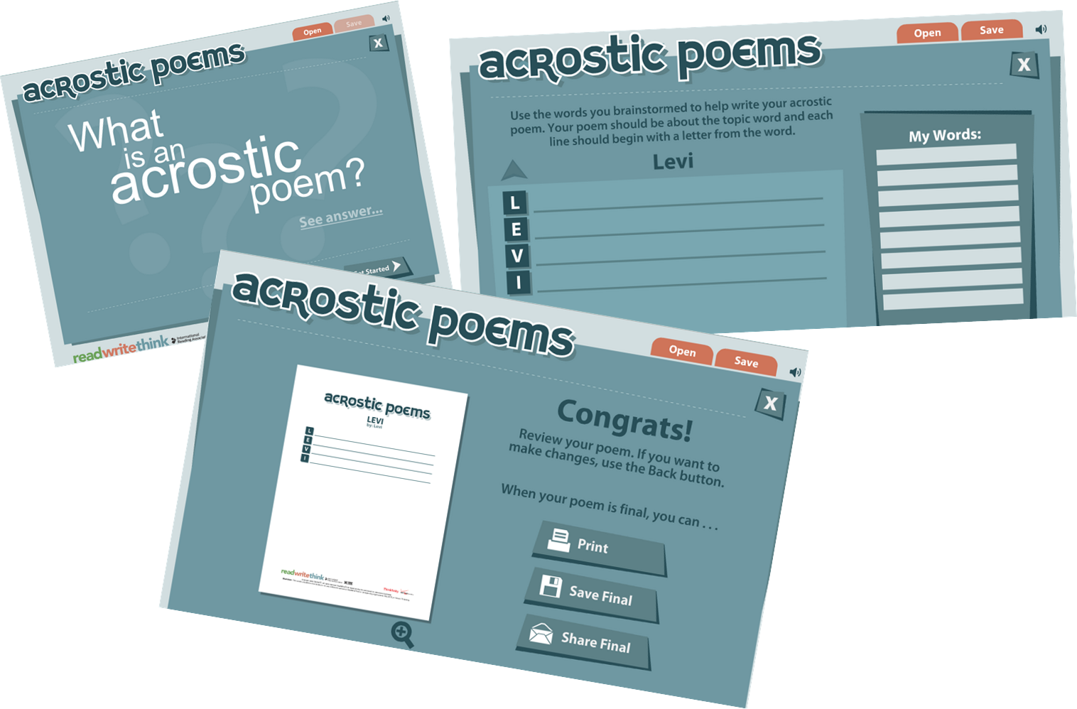 how to read poems pdf