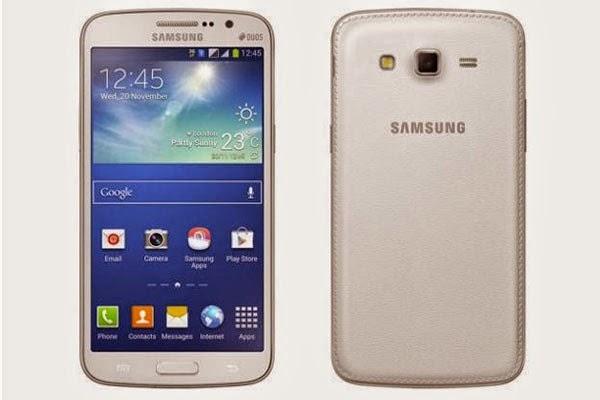 Harga dan Spesifikasi lengkap Samsung Galaxy Grand 2 G7102