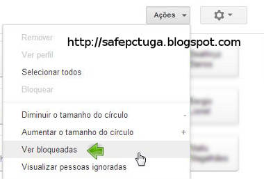 Como bloquear amigos no Google Mais (Plus)