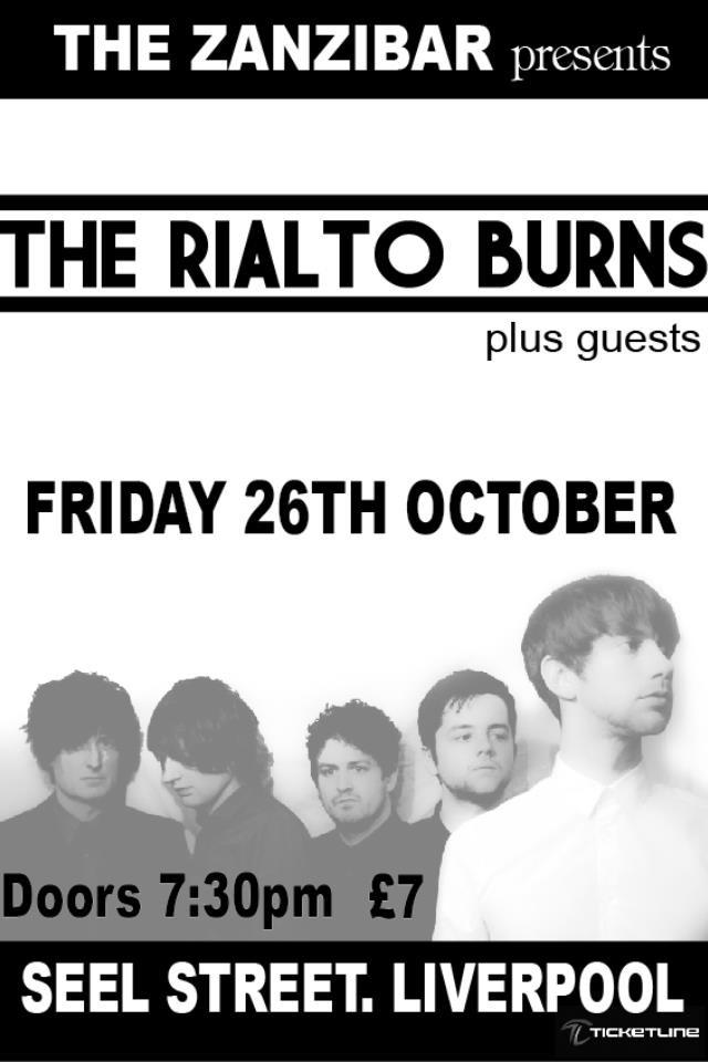 The Rialto Burns