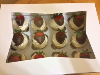 Ciroc Red Berry Cupcakes A Bored Creative Hungry Mind