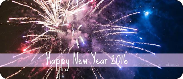 happy new year 2016 fireworks