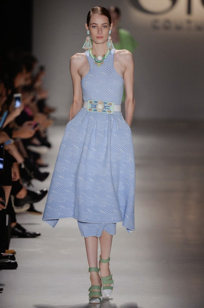 GIG COUTURE - Spring Summer 2016