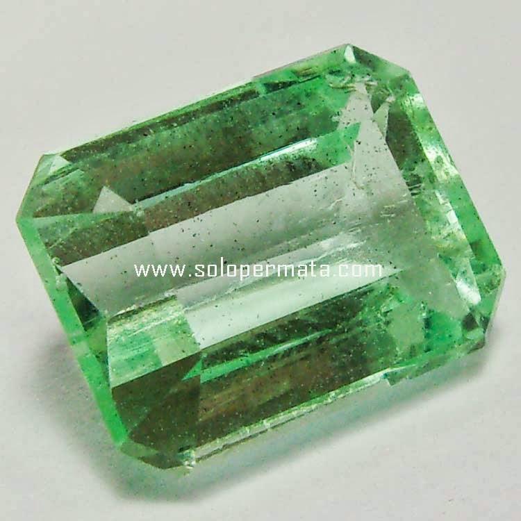 Batu Permata Zamrud Emerald Beryl - SP 013