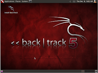 Cara Install Backtrack 5
