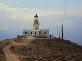 Phare de Mykonos (Grèce)