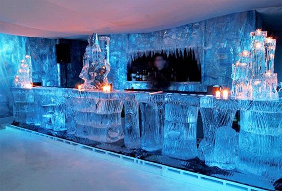 Znalezione obrazy dla zapytania ice hotel kiruna