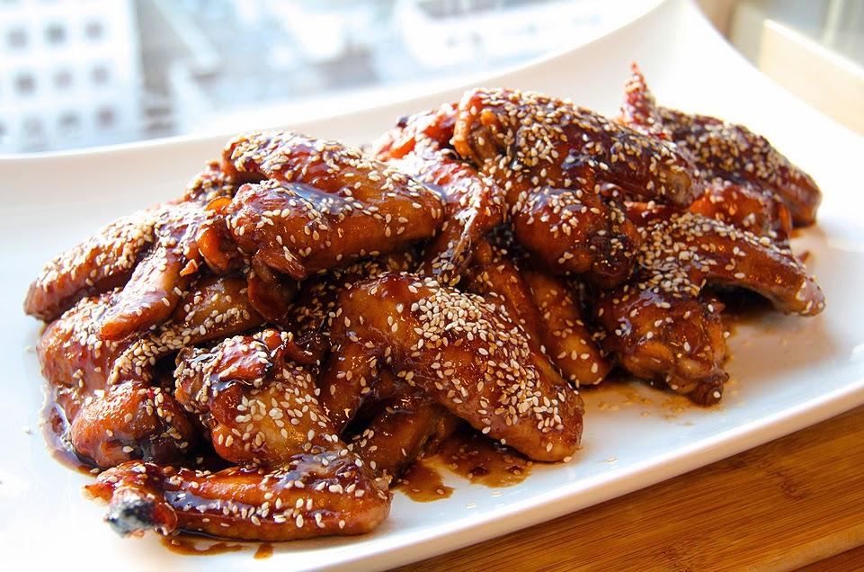 plum sauce chicken recipe