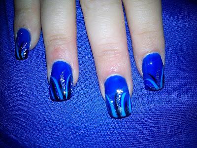 tout bleu