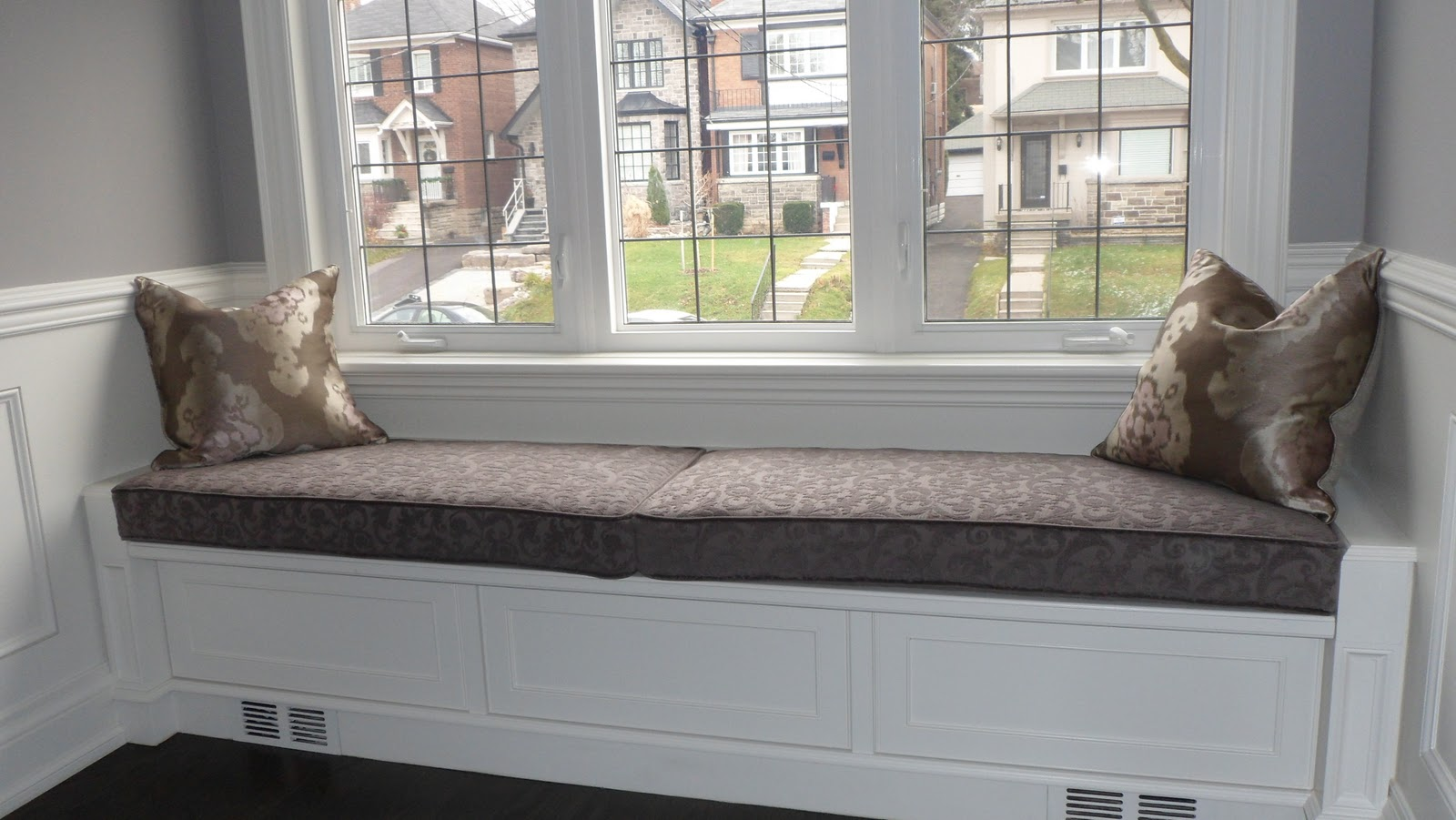 Jade Creative Window Bench Cushions