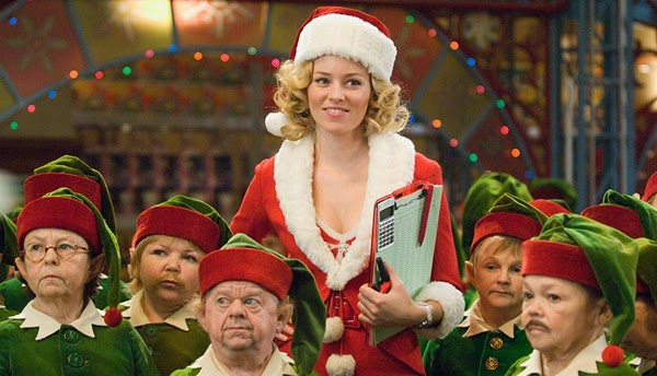 Fred Claus Starring The Sexy Elizabeth Banks