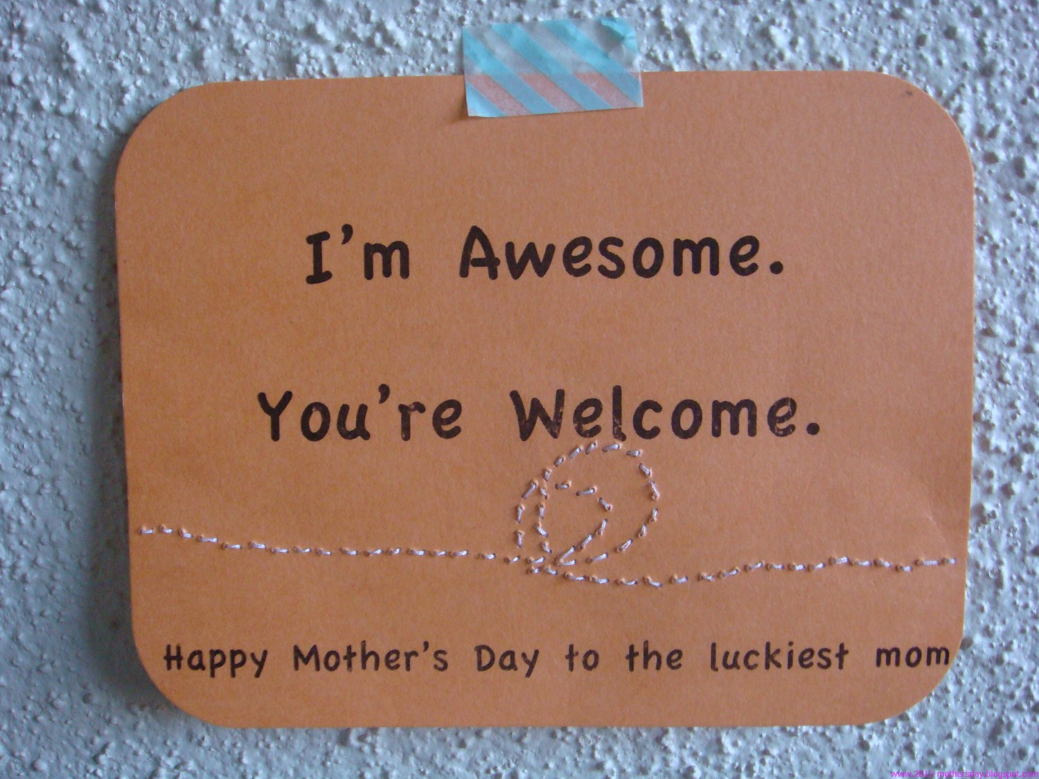 Happy mother day 2013 funny picture and photos