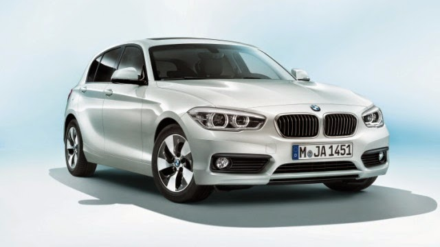The Latest 2015 BMW 1 Series To Compete In the High Performance Compact Hatch Category