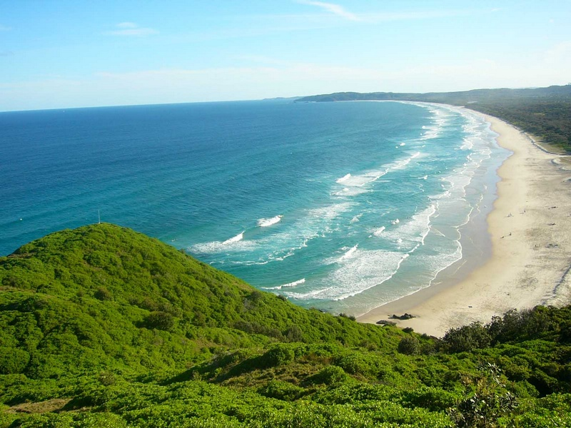 Byron Bay Australia  City new picture : Byron Bay View