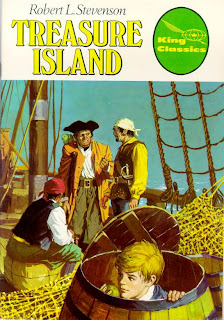 treasure island and greed Part 1: theme and author's purpose  lesson that can be learned from treasure island,  who were not wholly corrupted by the greed of treasure were those that.