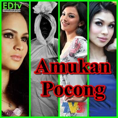 Drama Seram Terhebat 2012, Amukan Pocong akan datang di TV3