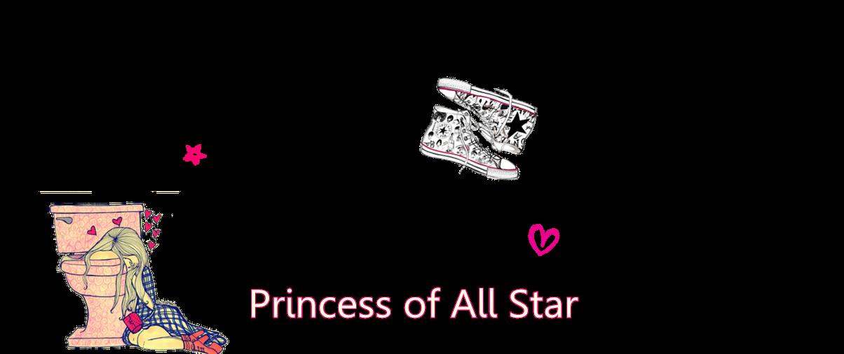 Princess of All Star