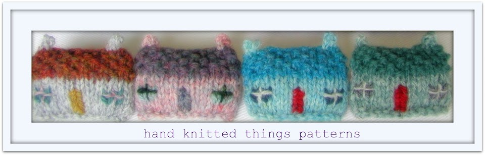 Hand Knitted Things - Patterns