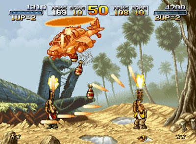 Metal Slug 2015 Gameplay for windows PC