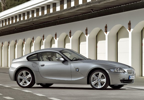 The Ultimate Car Guide Bmw Z4 Coupe Generation 1 2
