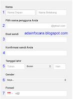daftar emai gmail