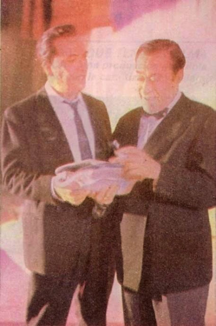 Hugo del Carril y Tito Lusiardo