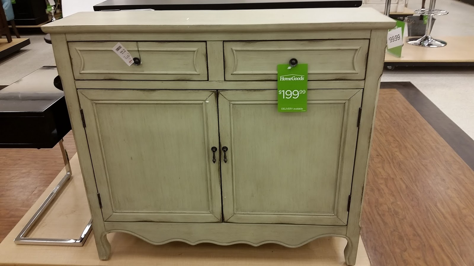 Gsgreatescaper what is chalk paint What furniture brands does home goods carry