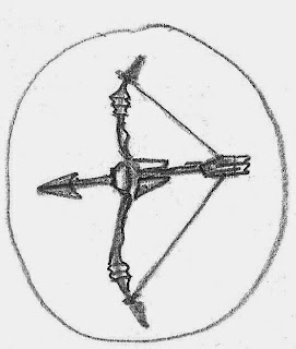 Bow source drawing