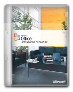 Portable Office 2003 SP3 PT BR + Microsoft Office Compatibility Pack for Office 2007