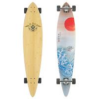 Bamboo Longboard3