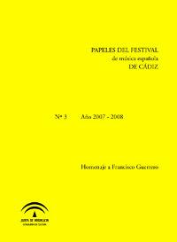 festival de musica de cadiz: