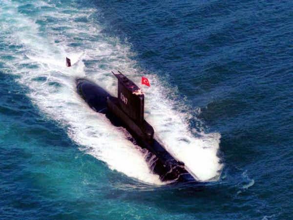 Η Ρωσία αποκάλυψε σε Ελλάδα και Κύπρο για την παρουσία του Τούρκικου υποβρυχίου!