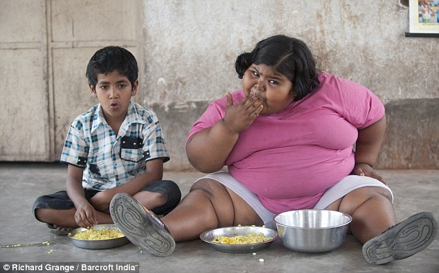 Suman khatun : world's fattest 6 years old child