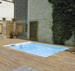 Piscinas lindas y modernas en fotos fotos de piscinas for Piscinas pequenas de obra