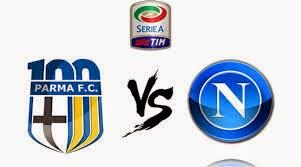 Poker Online : Prediksi Skor Napoli vs Parma 19 Desember 2014