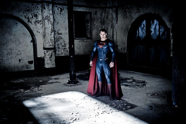 Superman en Empire