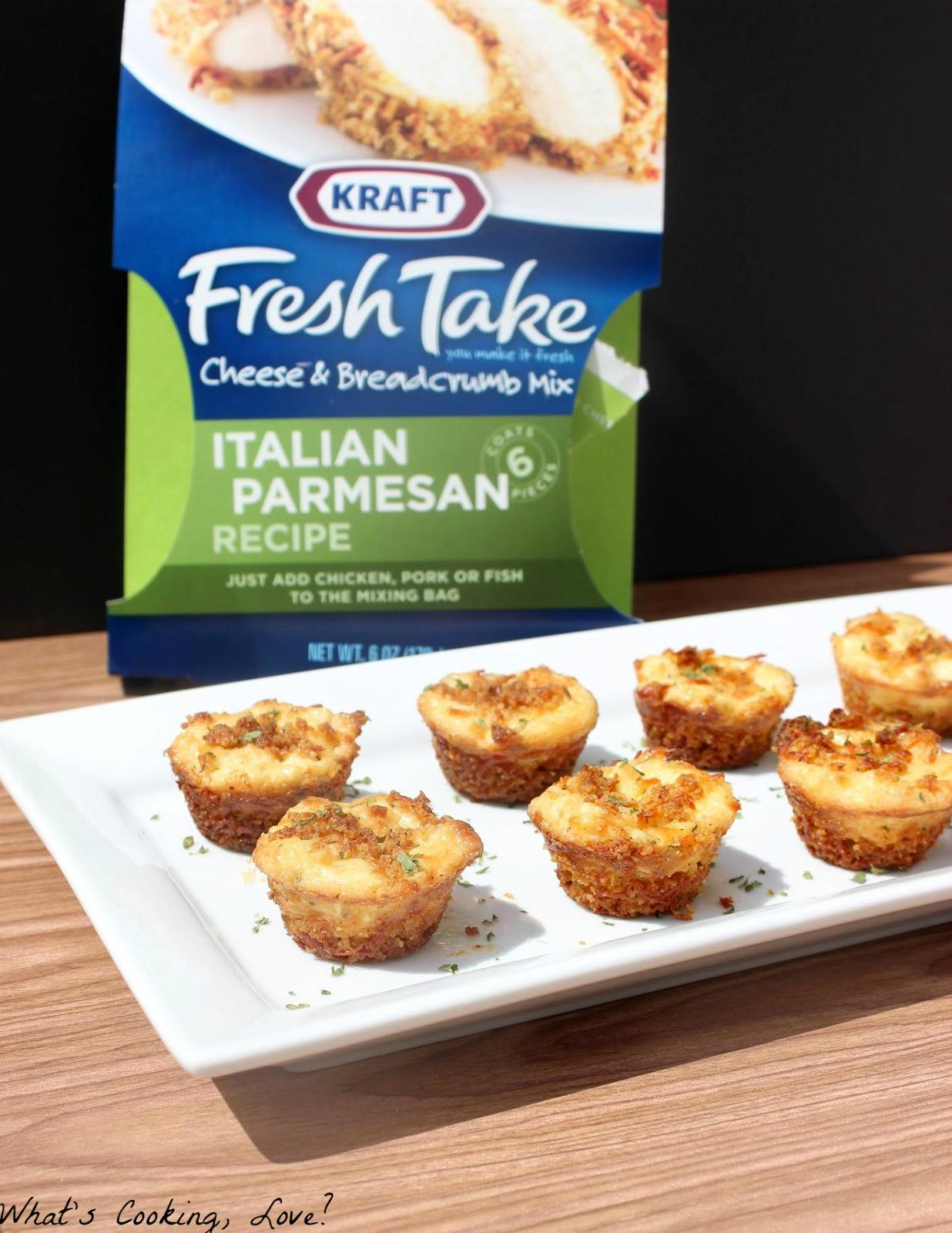 Mini Crab Cakes and Kraft Fresh Take #FreshTake #cbias ...