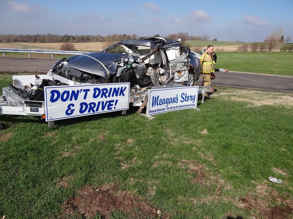 Car Crash Reenactment at CHS Stresses Good Decision-Making | Central ...