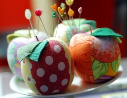frutas feitas de legumes