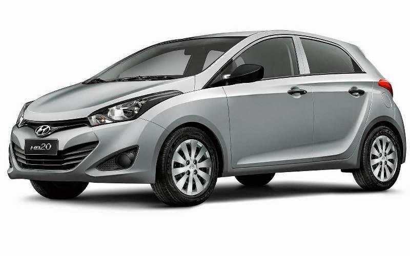 Novo Hyundai Hb20 2014 Fotos