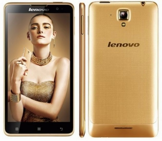 Lenovo Golden Warior S8 Smartphone Body Slim
