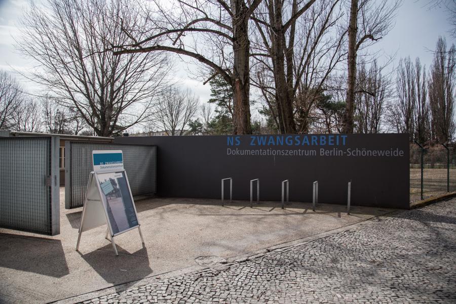nazi forced labor camp in klein mangersdorf
